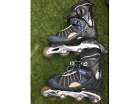 Inline skates size 7