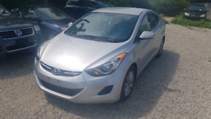 2013 Hyundai Elantra GLS - CERTIIFIED! WE PAY HST!