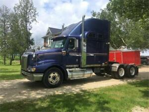 2007 International Eagle 9400i Highway Tractor