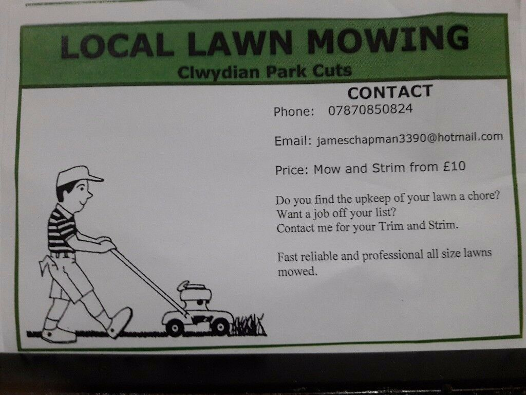 Reliable lawn care and mowing services at competitive prices - Local Affordable Lawn Mowing Service