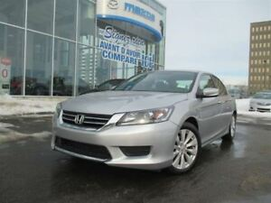 2013 Honda Accord LX + 78 000KM + CAMERA DE RECUL