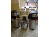 CATERING TEA COFFEE HOT WATER FLASK VERY LARGE