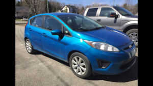 2013 Ford Fiesta Bicorps