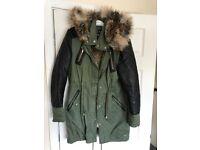 Fire trap coat size 10