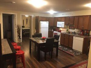 Two bedroom Basement Unit-Harrington Place Apartment Complex