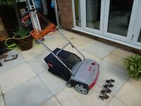 AL-KO 3 in 1 Scarifier only used 5 times from new