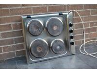 Indesit Electric Hob (PIM 604)