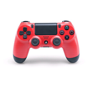 Recherche manette PS4 rouge/looking for a red PS4 controller