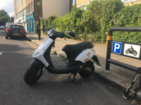 Details about 2016 Feb PIAGGIO ZIP 50 2T great condition 6200 mileage