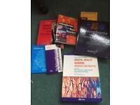 Mental health text books