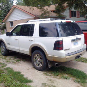 2006 Ford Explorer SUV, Crossover AS IS $3200