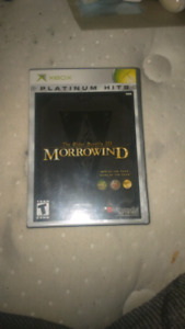 Mint condition Morrowind copy