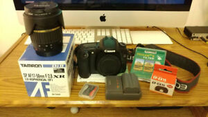 Canon EOS 30D SLR full kit - excellent condition! - $625