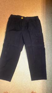 Mens Winter River Zip Off Pants / W44 x L30