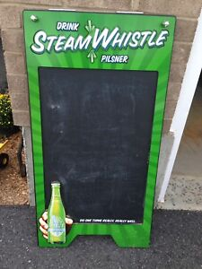 Steam Whistle Beer Sign