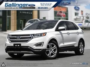 2015 Ford Edge TITANIUM w/PANORAMIC ROOF AND NAVIGATION
