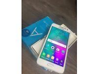 Samsung Galaxy A3 smart phone