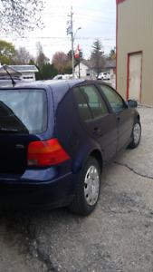2003 Volkswagen Golf TDI Hatchback
