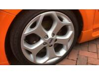 Wanted ST alloy wheels