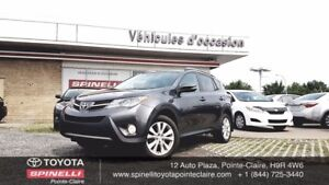 2014 Toyota RAV4 LIMITED NAVIGATION