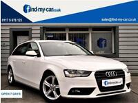 2012 62 Audi A4 Avant 2.0TDIe ( 136ps ) Technik with Bang & Olufsen