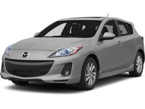 2012 Mazda Mazda3 GX Local & Accident Free!