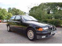 BMW 318i E36 Coupe Low Mileage New MOT History 3 keys