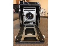 Large Format 4x5 Film Camera [MINT CONDITION] Graflex Crown Graphic Special