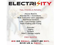Local Electricians & 24/7 Emergency Call Out!