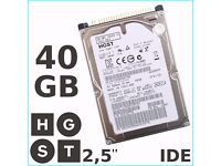 "HGST Internal,6.35 cm (2.5"") (HTS722010K9SA00) Hard Drive"