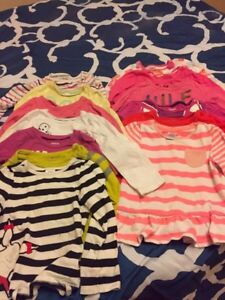 Girls clothes size 2t