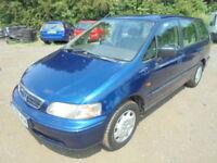 Honda Shuttle 2.3I LS. Automatic, Full Service History (blue) 1999