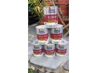 30 Litres (6 x 5 Litres) Dulux Trade Weathershield Paint in BUTTERMILK - £125