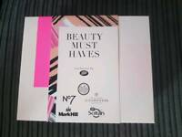 Boots Beauty must have box