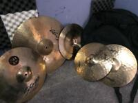 Stagg Cymbal set + Bag!