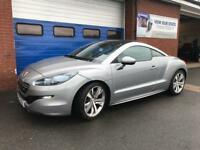 2013 13 PEUGEOT RCZ 2.0 HDI GT 2DR 163 BHP * FULL LEATHER * DIESEL