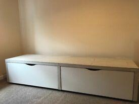 Deep storage drawers
