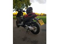 Aprillia SR125 MOTARD 4500 miles MUST GO TODAY, 600!!