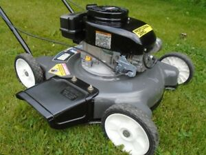 SUPER LIGHT WEIGHT, EASY TO PUSH LAWNMOWER
