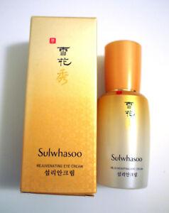 Sulwhasoo Rejuvenating Eye Cream - Anti-aging Korean brand