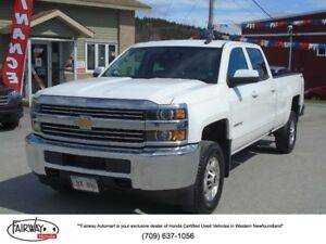 2016 Chevrolet SILVERADO 2500 LT with 8 Foot Box