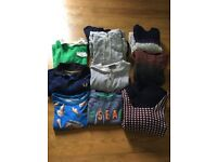 Bundle of boys 4-5 years clothes! Fred Perry, little bird, H&M...