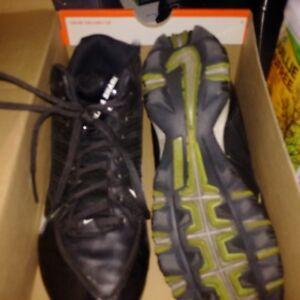 Nike 6.5 Alpha Shark football turf shoes