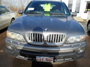 2004 BMW X5 v6 AWD SUV, Crossover
