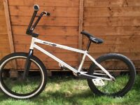 BMX Amity Ratchet 20'' Silver - Bicycle for sale PRICE REDUCED for quick sale