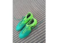 Adidas techfit football boot, only used 3 times size 10