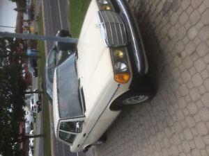 Antique Mercedes-Benz for sale