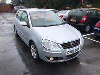 ***VOLKSWAGEN POLO 1.4 AUTOMATIC 2008 ONLY 49,000***