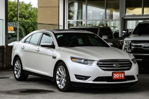 2015 Ford Taurus SEL - AWD Leather & Moonroof & Navigation Local