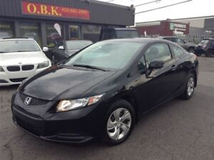 2013 Honda Civic AUTOMATIQUE-AIR-GR ELECTRIQUE-